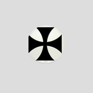 5x5-Cross-Pattee-Heraldry Mini Button
