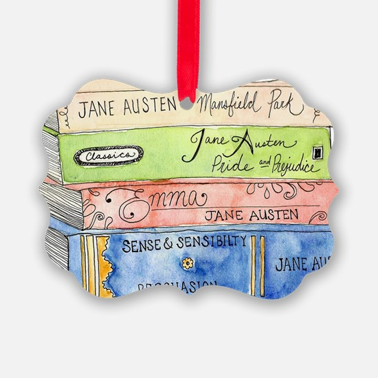 janeaustenbooks Ornament