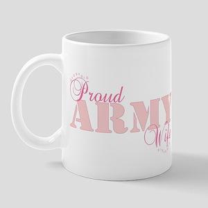 Army Wife Mug
