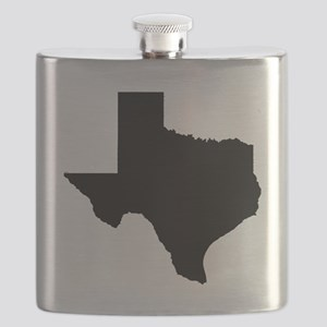 texas map w Flask