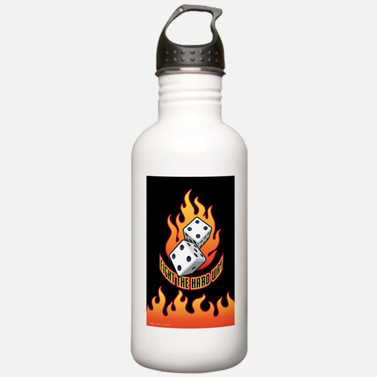 8 The Hard Way Water Bottle