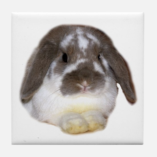 """""""Bunny 1"""" Tile Coaster"""
