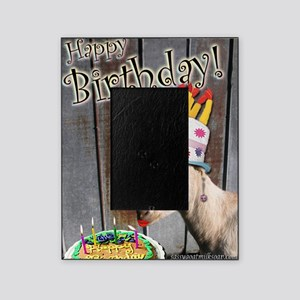 Happy Birthday from Ruby the Sassy G Picture Frame