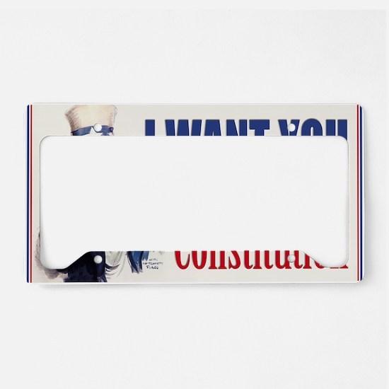 0828_US_CONST_z License Plate Holder