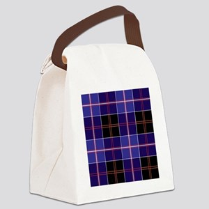 Dunlop Tartan Canvas Lunch Bag