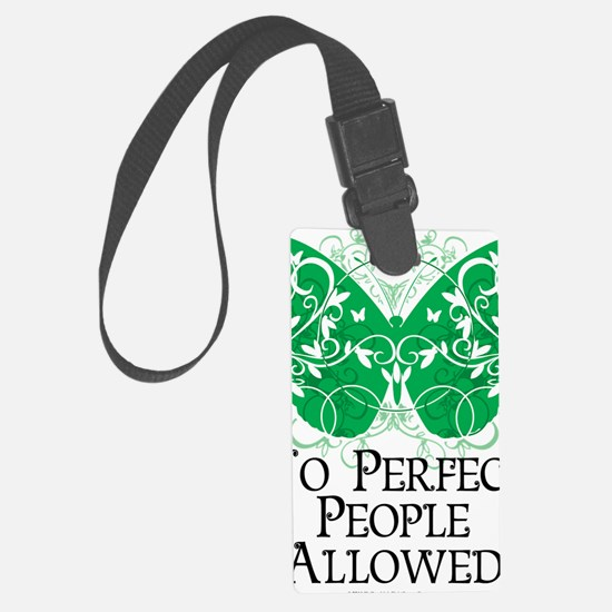 No-Perfect-People-Allowed Luggage Tag