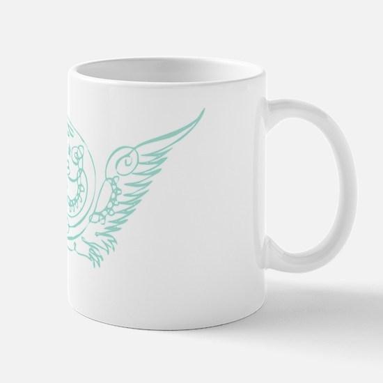 SwirlyDragon Mug