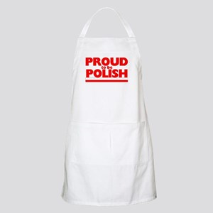 PROUD POLISH BBQ Apron