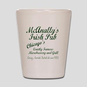 McAnally Pint Shirt Shot Glass