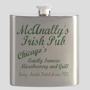 McAnally Pint Shirt Flask