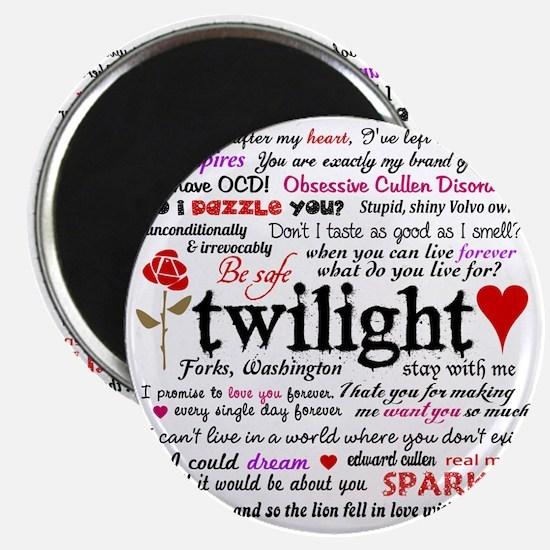 Twilight Quotes Magnet