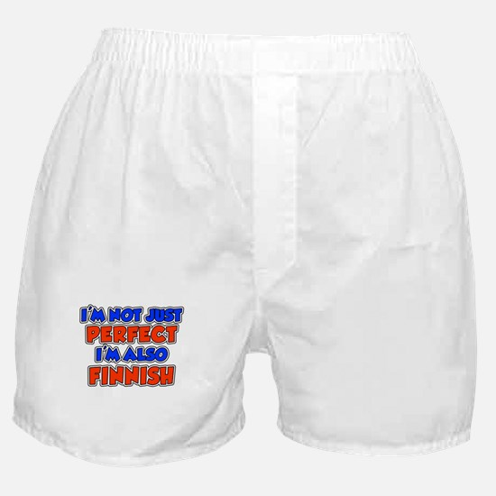 Not Just Perfect Finnish Boxer Shorts