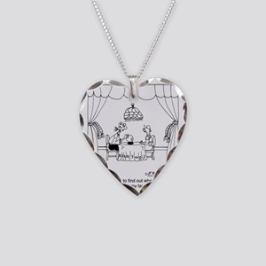 6325_tools_cartoon Necklace Heart Charm