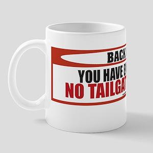 TG 33 You have entered Mug