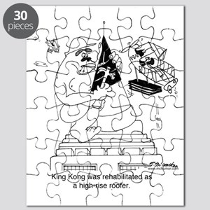 6322_roofing_cartoon Puzzle