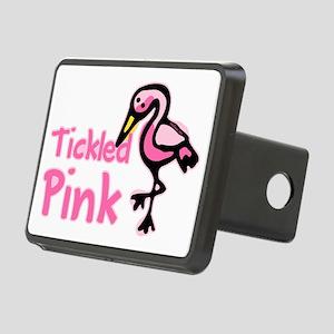 tickledpink Rectangular Hitch Cover