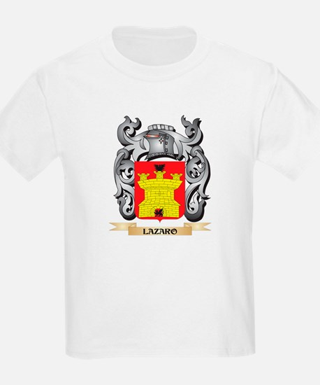 Lazaro Coat of Arms - Family Crest T-Shirt