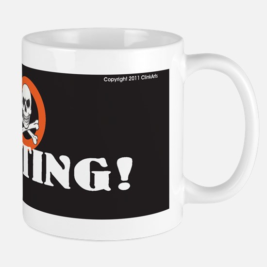 TG 25 No Tailgating Mug