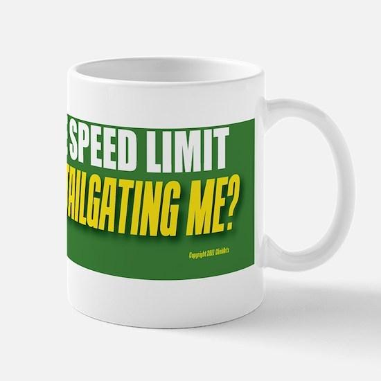 TG 1  I am going speed Mug
