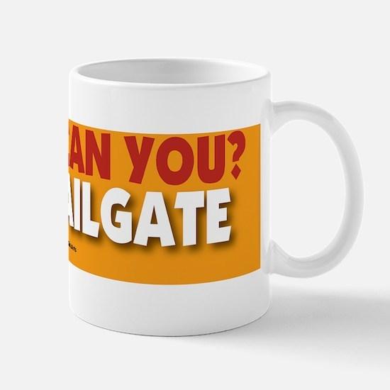 TG 15 If I stop  Mug