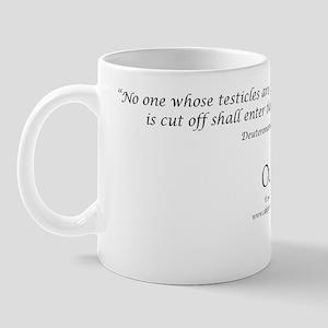 Ouch! Mug