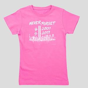 NeverForget9-11 Girl's Tee