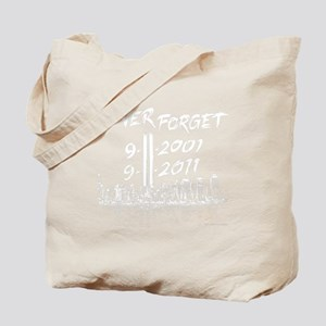 NeverForget9-11 Tote Bag