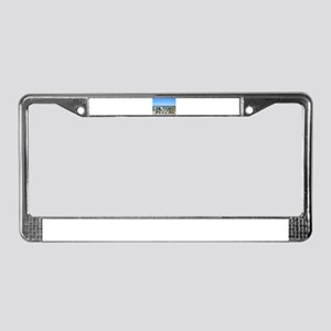 STAR1665 License Plate Frame