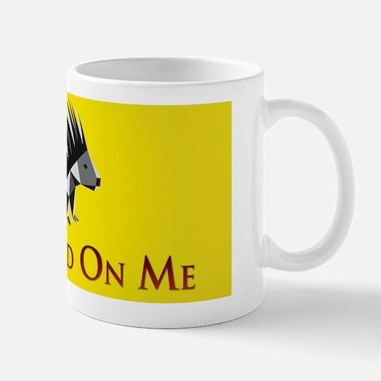 DontTreadlicense Mug