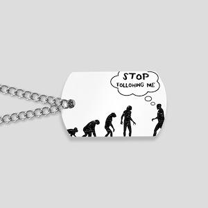 evolution1 Dog Tags