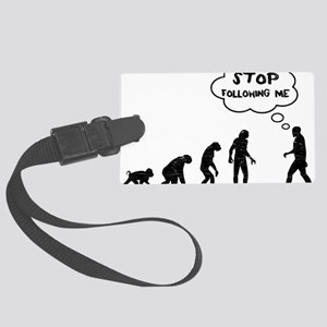 evolution1 Large Luggage Tag