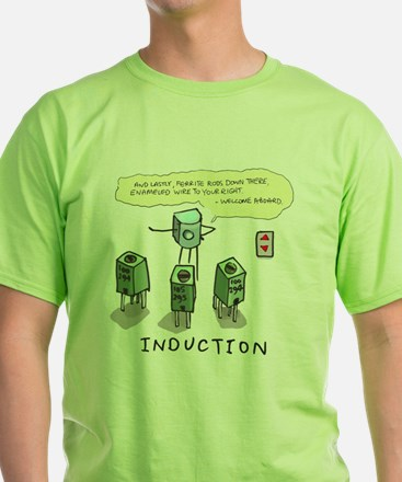 SAT_induction T-Shirt