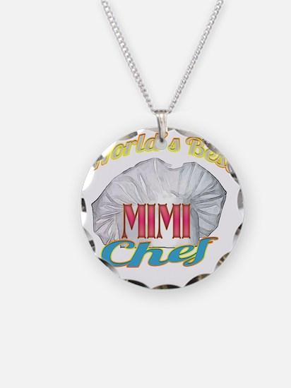Worlds Best Mimi / Chef Necklace