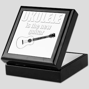 funny hawaii popular ukulele uke Keepsake Box