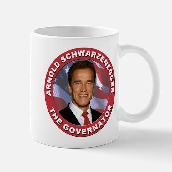 """Arnold """"Govenator"""" Schwarzenegger Mug"""