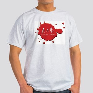 SPLAT! Ash Grey T-Shirt