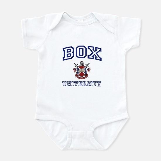 BOX University Infant Bodysuit