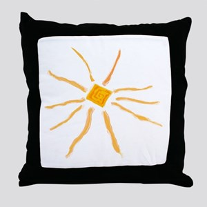 The Sun T-shirts Gifts Throw Pillow