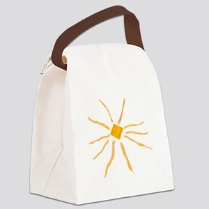 The Sun T-shirts Gifts Canvas Lunch Bag