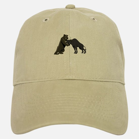 Bull vs. Bear Markets Baseball Baseball Cap
