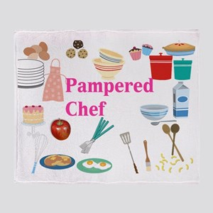 Pampered_Chef Throw Blanket