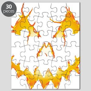 Jack-O-Lantern Puzzle