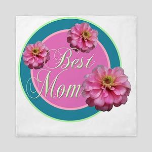 Best Mom Queen Duvet
