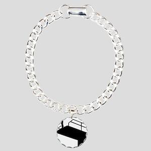 high_diving Charm Bracelet, One Charm