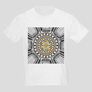 High contrast mandala T-Shirt