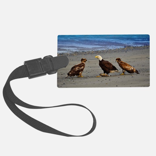 Double Trouble The Stand Off Luggage Tag