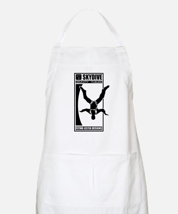 Gravity Fueled Freefly Skydiving BBQ Apron