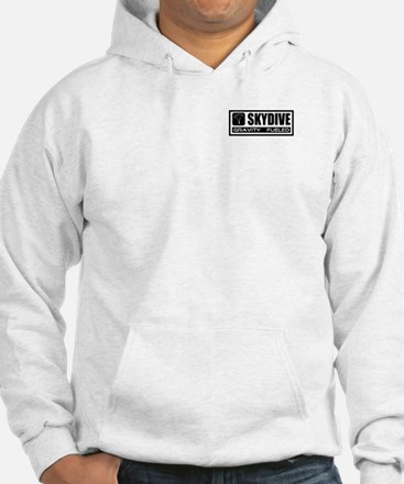 Gravity Fueled 4 Way RW Skydiving Hoodie Sweatshirt