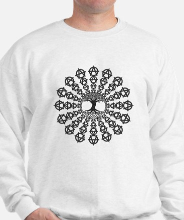 Anarchy tree of life Sweatshirt