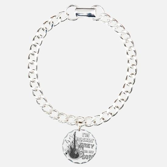 Im Rockin Grey for my So Bracelet